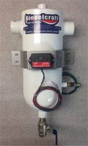 Dieselcraft Centrifugal Oil Filter