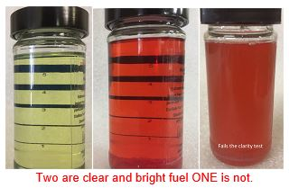 FT-100 Diesel Fuel Water Content & Fuel Clarity Test